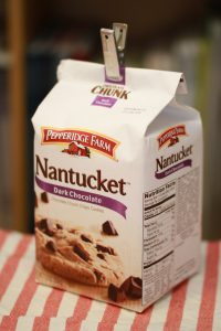 PEPPERIDGE FARM Nantucket Dark Chocolate