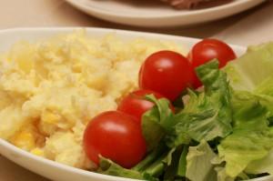 我家の定番ポテトサラダ