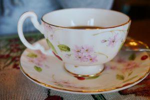 Cafe Bresseの可愛いコーヒーカップ
