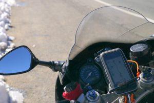 iphone5のnavicoでバイクナビ
