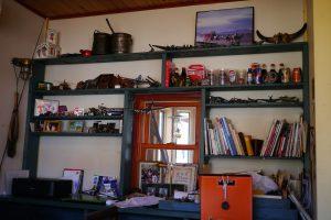 Cafe Bresseの店内