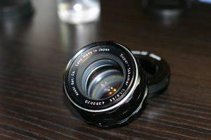 Asahi Super-Takumar F1.8/55mm