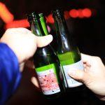 青森産のりんごのお酒、シードル
