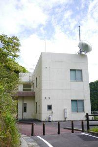 青野大師ダムの管理所