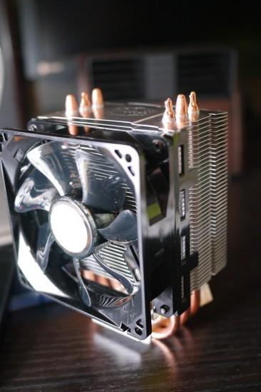 CoolerMaster CPUファン RR-TX3E-28PK-J1 (Hyper TX3 EVO) (3)