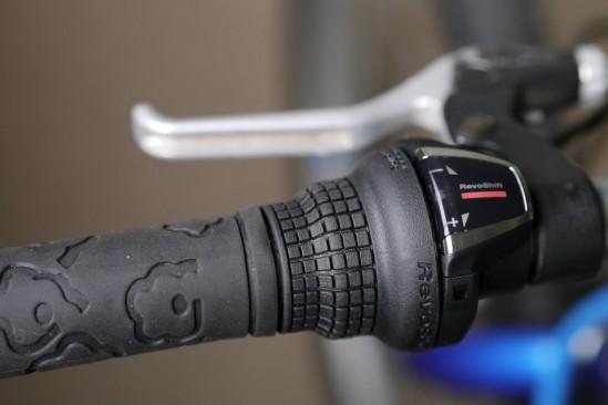 SHIMANO 変速機 グリップシフト 3段 左用 SL-RS35-L