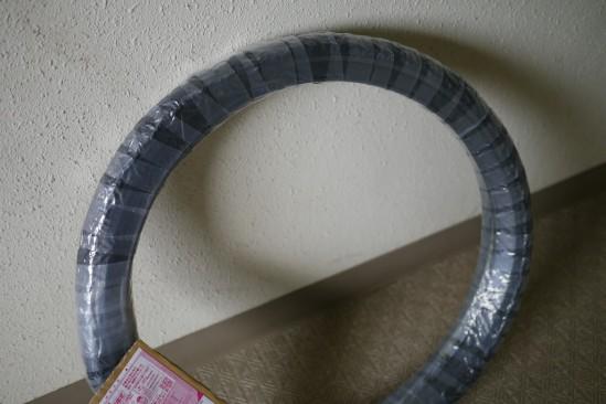 ヤフオクで購入したニュータイヤ