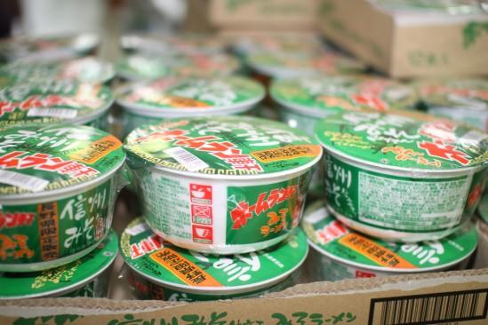 ホームラン軒の信州味噌ラーメン