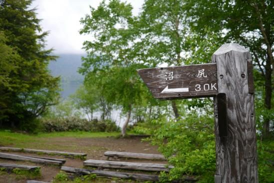 尾瀬沼ヒュッテでテント泊、燧ヶ岳登山 (22)