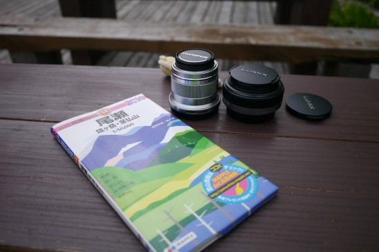 尾瀬沼ヒュッテでテント泊、燧ヶ岳登山 (95)