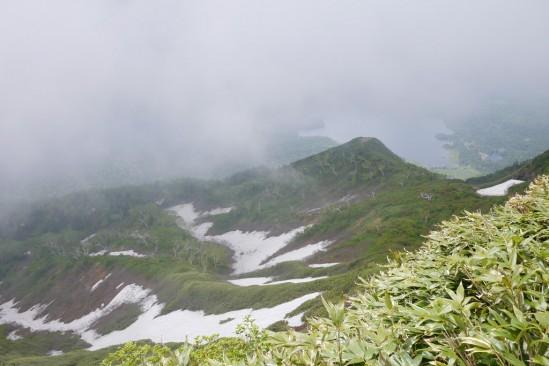 尾瀬の燧ヶ岳登山 (40)
