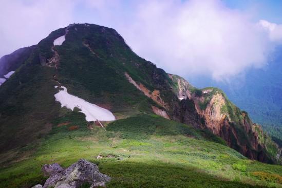 燧ヶ岳(柴安嵓)