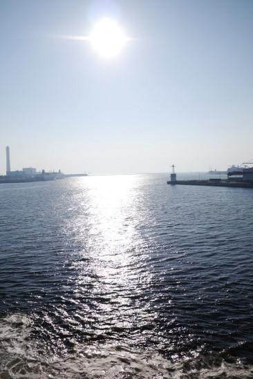 名門大洋フェリーで大阪から新門司まで (22)