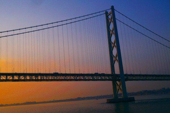明石海峡大橋(パールブリッジ)