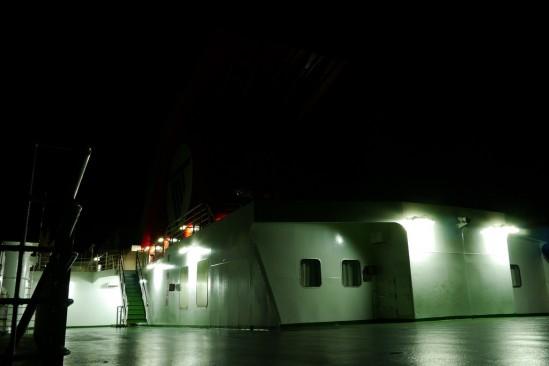 名門大洋フェリーで大阪から新門司まで (65)