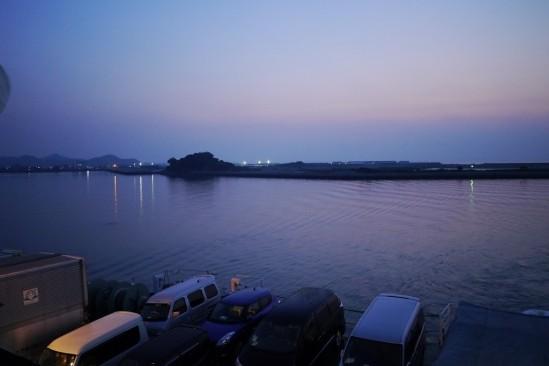 名門大洋フェリーで大阪から新門司まで (69)