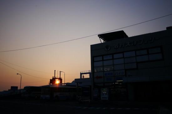 名門大洋フェリーで大阪から新門司まで (73)