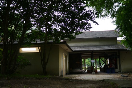 阿蘇いこいの村 オートキャンプ場の受付棟
