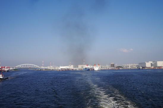 名門大洋フェリーで大阪から新門司まで (25)