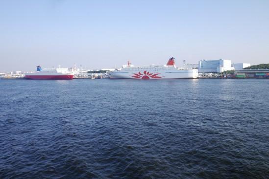 名門大洋フェリーで大阪から新門司まで (27)