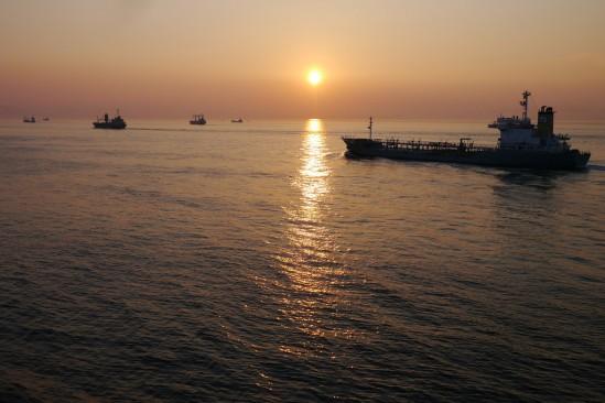 名門大洋フェリーで大阪から新門司まで (53)