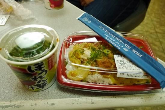 名門大洋フェリーで大阪から新門司まで (61)