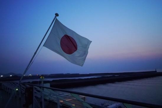 名門大洋フェリーで大阪から新門司まで (68)