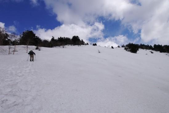 大菩薩嶺 雪山登山 (1)