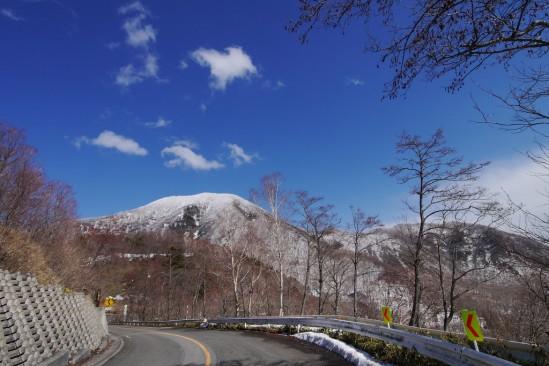 雪の残る赤城山 (25)