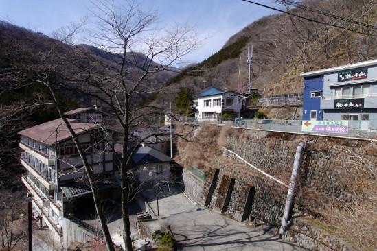 混浴の赤城温泉「湯之沢館」 (5)