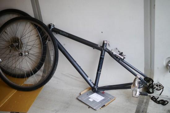 ヤフオクで買ったクロスバイクのレストア (17)