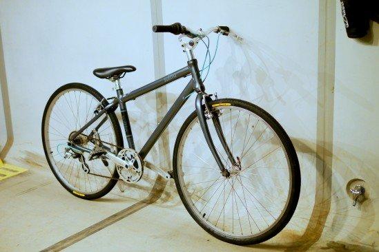 ヤフオクで買ったクロスバイクのレストア (2)
