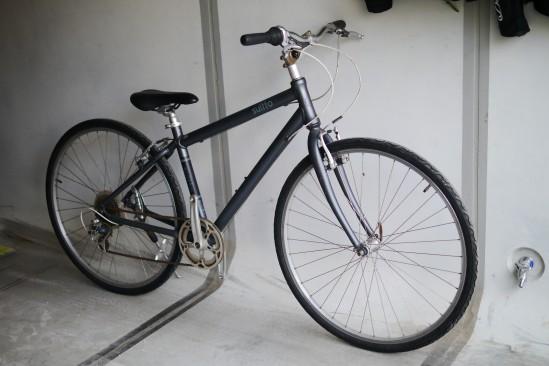 ヤフオクで買ったクロスバイクのレストア (14)