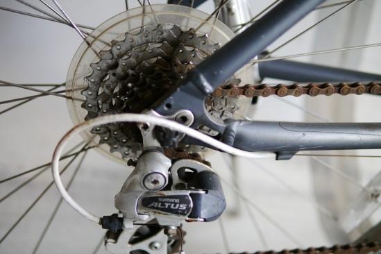 ヤフオクで買ったクロスバイクのレストア (15)
