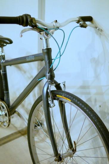 ヤフオクで買ったクロスバイクのレストア (3)
