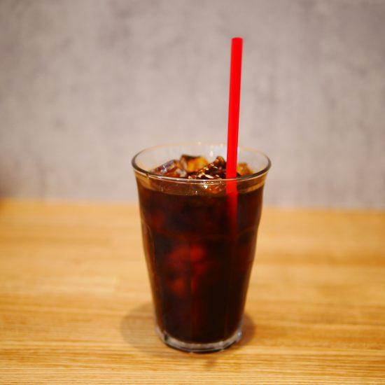 YAMcafeのアイスコーヒー